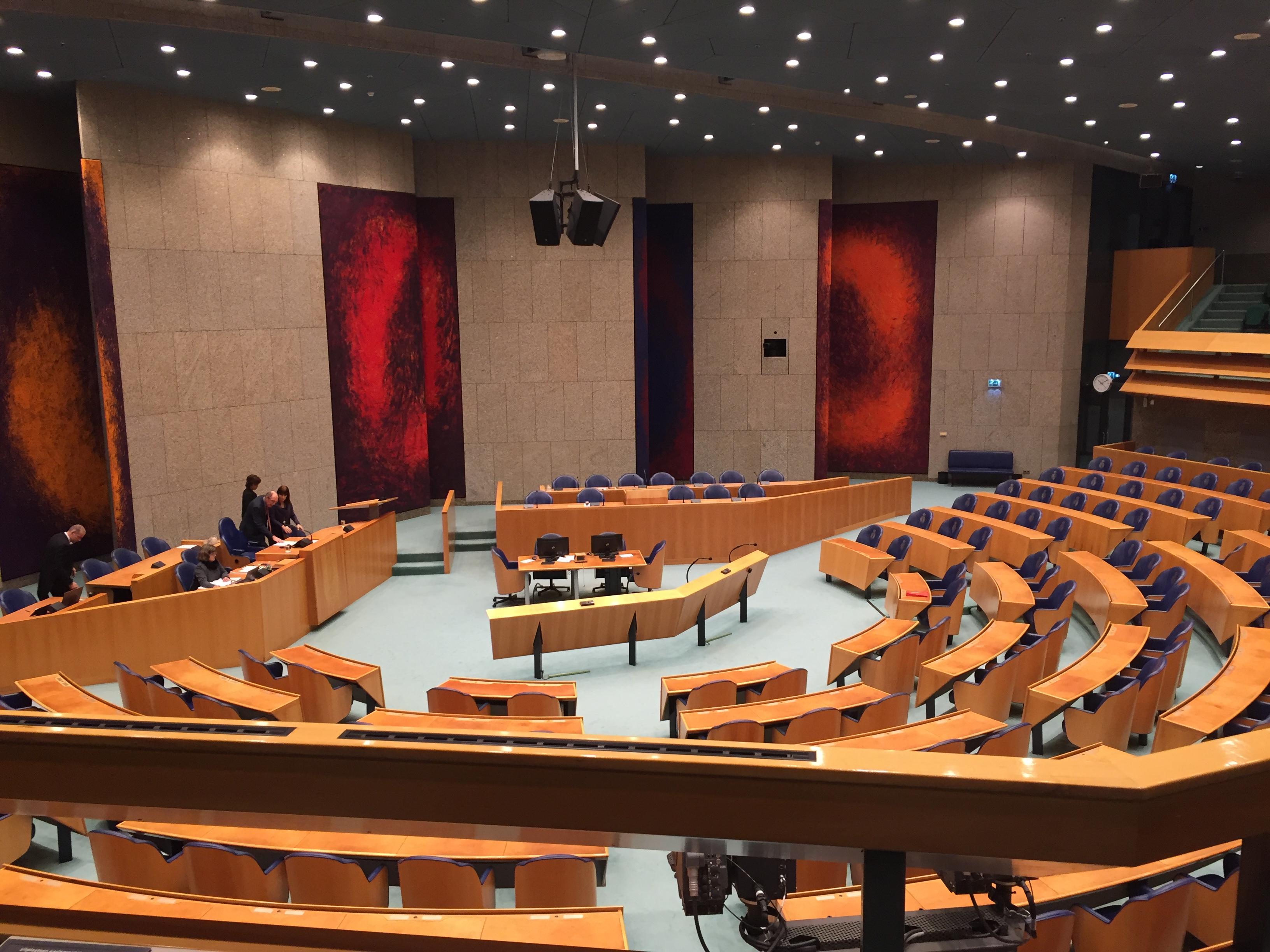 Tweede Kamer wil met wetswijzigingen inspraak van studenten versterken