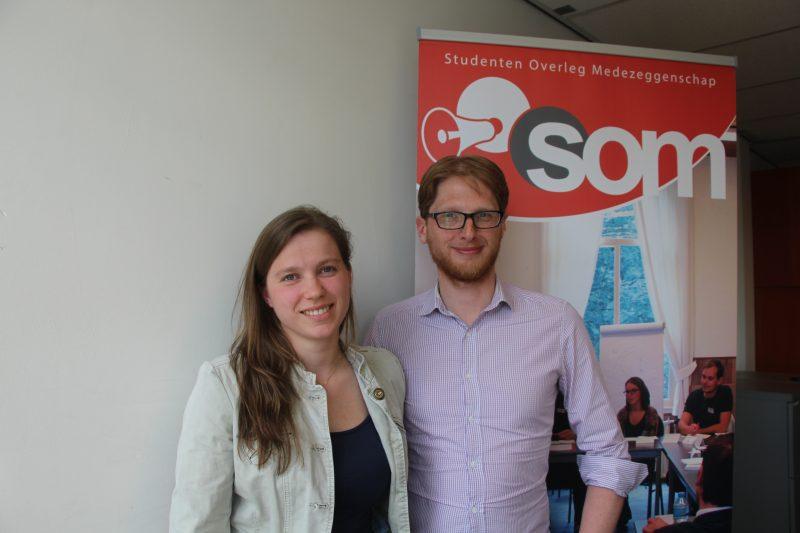We stellen je graag voor aan het nieuwe bestuur van SOM
