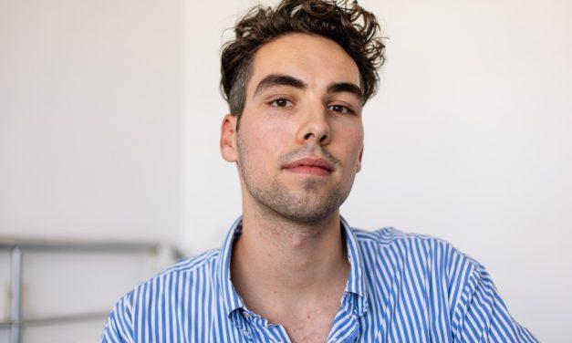 Casper Boks nieuw bestuur Studenten Overleg Medezeggenschap