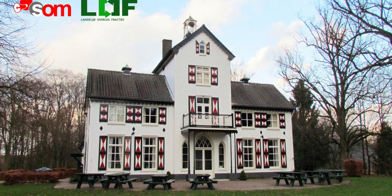 Inwerkweekend 2020 op 11-13 september in Apeldoorn
