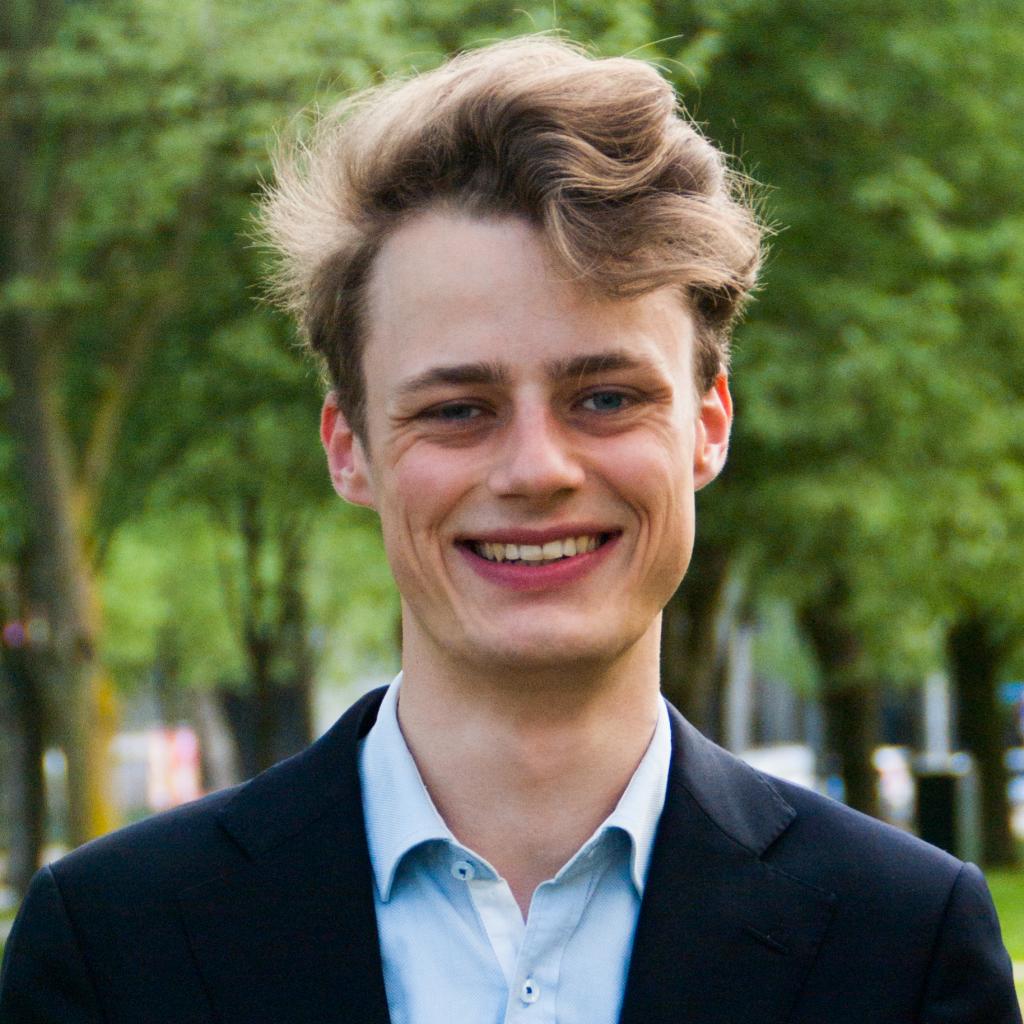 Daan Bos, Bestuur Landelijk Overleg Fracties 2019-2020