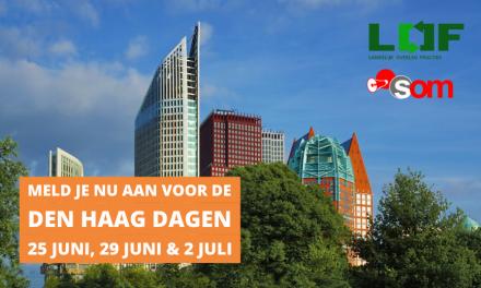 Meld je aan voor de Den Haag Dagen voor medezeggenschap
